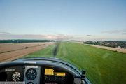 Посадка самолета / Чехия