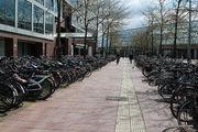 Парковка велосипедов / Нидерланды
