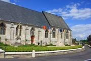 Деревенская церковь / Франция