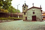 Деревенская церковь / Португалия