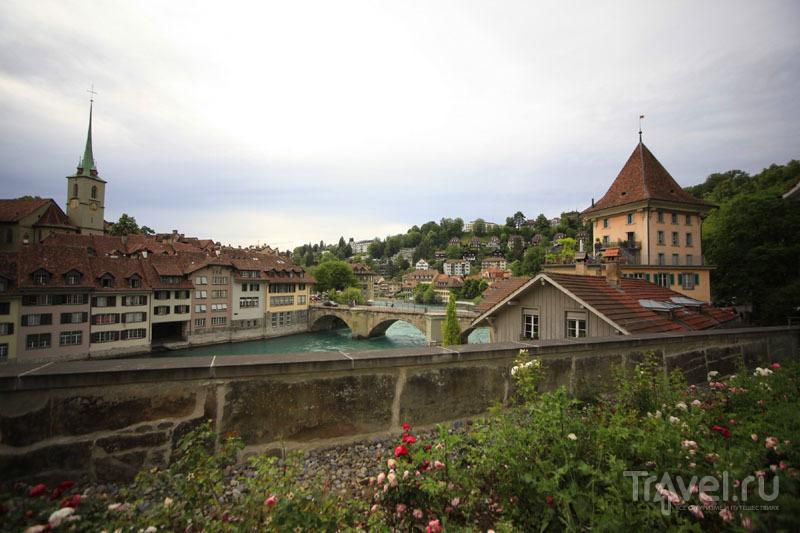 Пейзаж Берна / Фото из Швейцарии