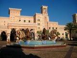 Фасад Al Qasr Hotel / ОАЭ