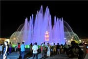 Танцующий фонтан / Турция