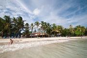 Пляж отеля Cocoplum / Колумбия