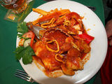 Тарелка с морепродуктами / Колумбия