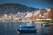 Локи на озере / Греция