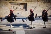 Смена караула / Греция