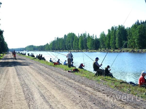 Массовая рыбалка / Финляндия