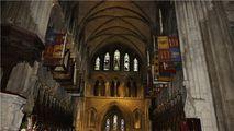 Интерьер собора / Ирландия