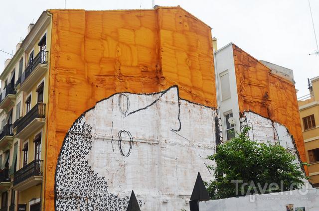 Оригинальные граффити / Испания