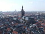 Вид на Старую церковь / Нидерланды