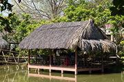 Ресторан на воде / Вьетнам