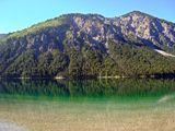 Озеро Plansee / Австрия