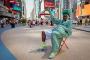 Статуя свободы на отдыхе / США