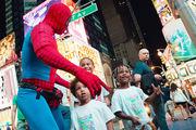 Человек-паук / США
