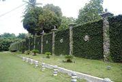 Ограда замка успешного панамца / Панама