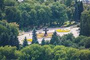 Парк у резиденции / Россия