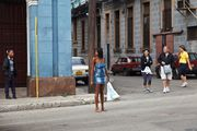 Молодая кубинка / Куба