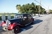 Автомобиль такси / Куба