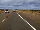 Дорога в Пунта Томбо / Аргентина