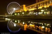 Вид на канал Аль Касба / ОАЭ