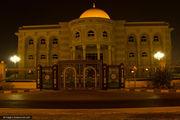 Здание городской библиотеки / ОАЭ