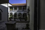 Двор монастыря / Хорватия