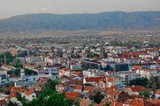 Вид на центральную площадь / Македония