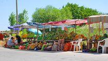 Овощной рынок / Македония