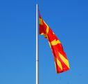Национальный флаг / Македония