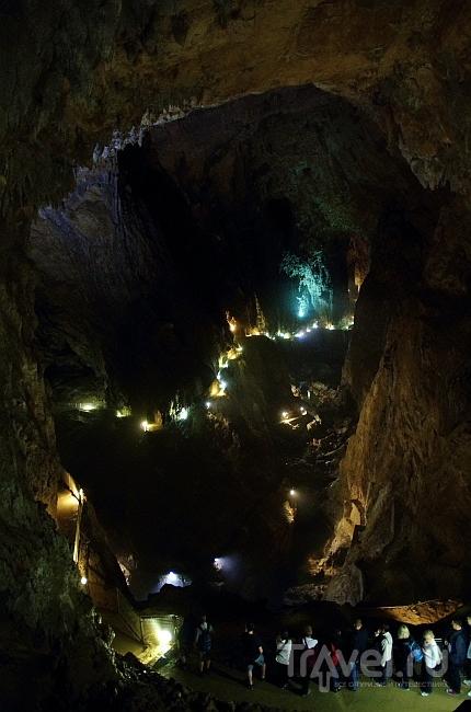Подземный каньон / Словения