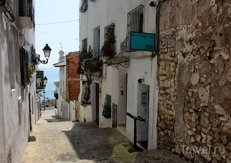 Улица в Альтее, Испания / Фото из Испании