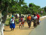 Женщины и дети / Мозамбик