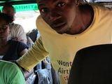 Кондуктор в транспорте / Мозамбик