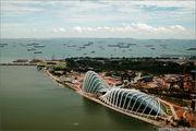 Непонятные стеклянные штуки / Сингапур