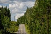 Финская дорога / Финляндия