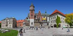 Вавельский замок / Польша