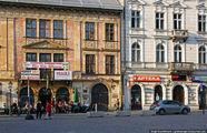 Улицы в старом городе / Польша