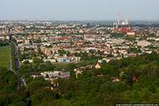 Вид на старый город / Польша