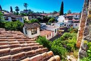 Черепичные крыши / Турция