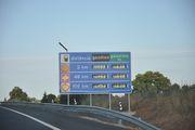 Оповещение водителей о заправках / Испания
