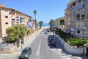 Бенидорм. Парковка у пляжа / Испания