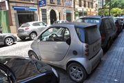 Парковка Смарта / Испания
