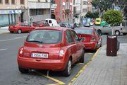 Парковка на остановке / Испания