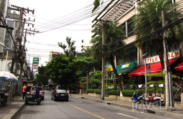 Улица в Бангкоке, Таиланд / Фото из Таиланда