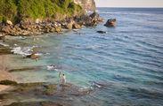 Рельеф берега / Индонезия