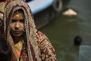 Свадьба на берегах / Индия