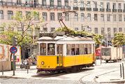 Трамвай маршрута 25 / Португалия