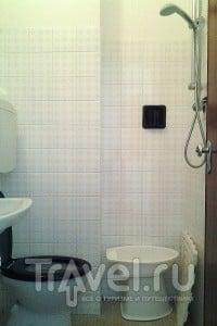 Интерьер туалетной комнаты / Италия
