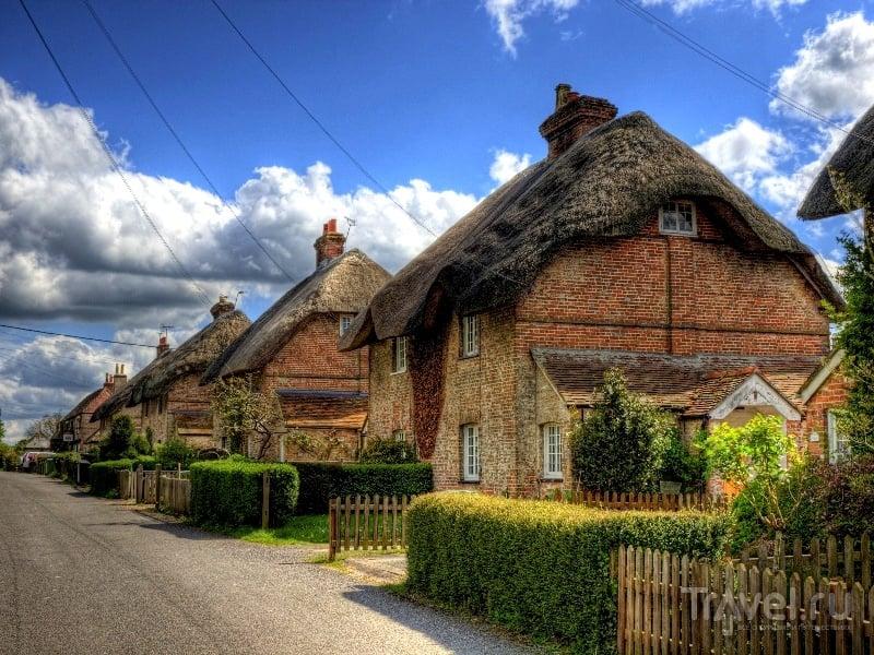 Домик в деревне англии купить дом в испании возле моря